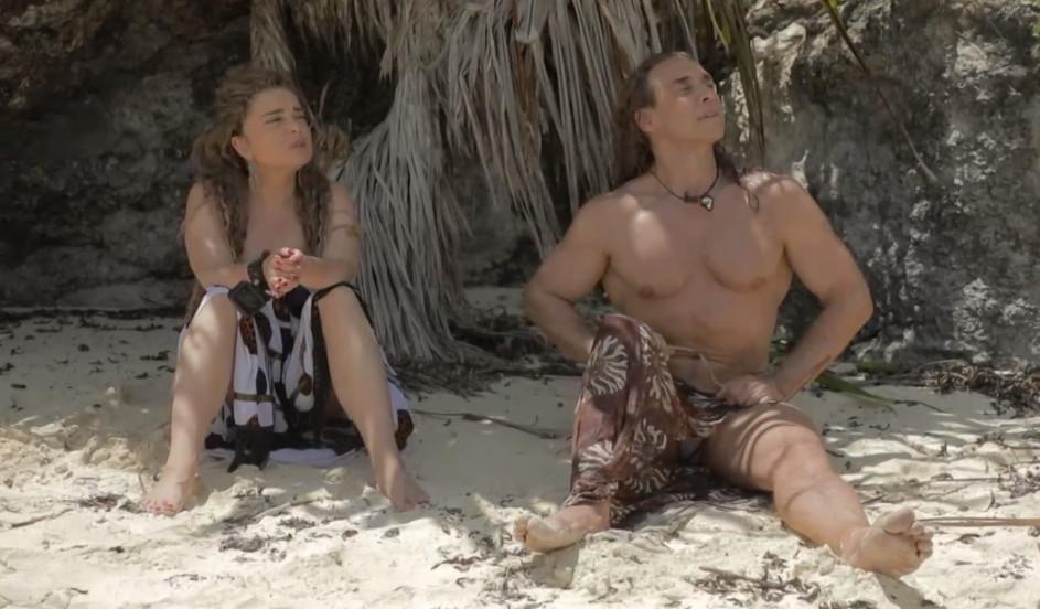 Наташа и Тарзан планируют, что им делать дальше
