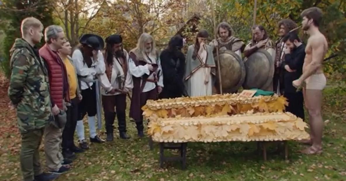 Похороны стереотипа в шоу Миша портит все