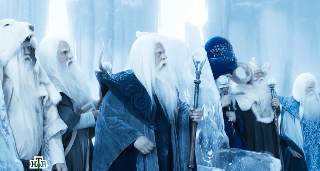 Собрание магов. Кадр из фильма Дед Мороз. Битва Магов