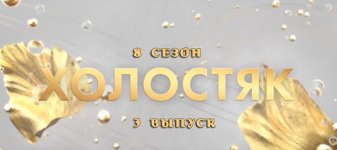 Холостяк 8 сезон 3 выпуск