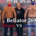 Bellator 269: Федор - Джонсон